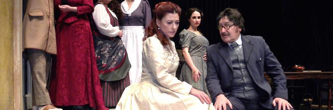<i>Il berretto a sonagli</i>, l'opera immortale di Pirandello al Teatro Brancati
