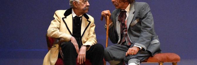 Filippo Mancuso e Don Lollò inaugura la Stagione del Brancati