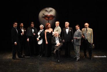 Il giuoco delle parti, al Piccolo Teatro della Città,  la commedia pirandelliana, diretta da Federico Magnano San Lio. Protagonista Miko Magistro