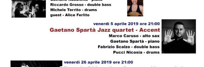 Catania Jazz Club al Piccolo Teatro della Città di Catania