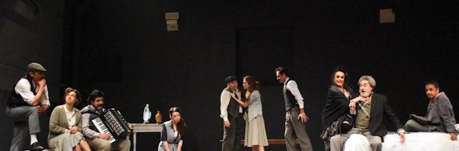 """Al Teatro Brancati va in scena """"Malìa"""", diretto da Armando Pugliese"""