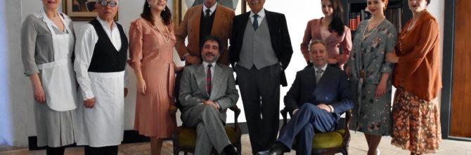 Il principe del foro, al Brancati va in scena la commedia di Pippo Pattavina
